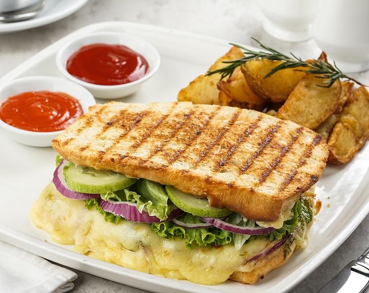Panini sandwich