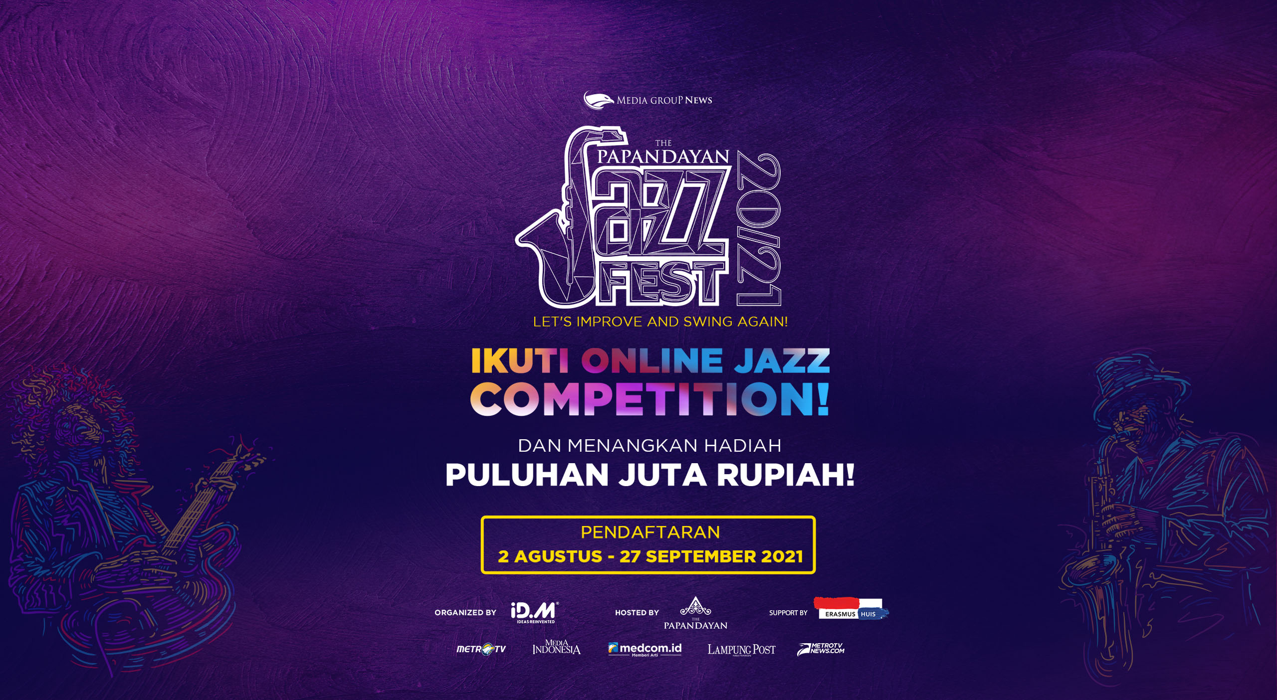 TPJF Online Jazz Competition
